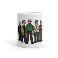 Breaking Bad Figures Kupa