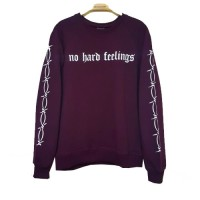 No Hard Feelings (Unisex) Uzun Kollu
