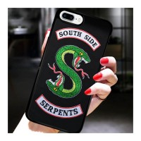 Riverdale - South Side Serpents iPhone Telefon Kılıfları