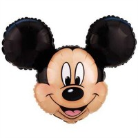 FOLYO BALON SUPERSHAPE MICKEY MOUSE 69X53CM ANAGRAM MARKA  Pakette 1 Adet