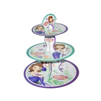 Cupcake Standı Sofıa Pearl Of The Sea Pakette 1 Adet