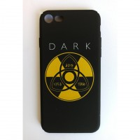 The Dark - iPhone Telefon Kılıfları