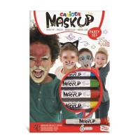 MASK UP YÜZ BOYASI – PARTY 6 RENK
