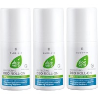 LR ALOE VIA  Deo Roll-on  3 adet