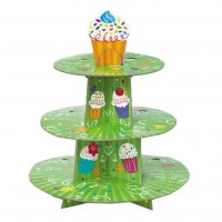 Cupcake Party Cupcake Standı  Pakette 1 Set