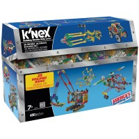 K'Nex 35 Farklı Ultimate Model Building Set Knex 12418
