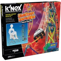 K'Nex Electric Inferno Roller Coaster Seti (Motorlu) Thrill Rides