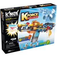 K'Nex K-Force Flash Fire Blaster Yapı Seti  (Motorlu) Knex 47010
