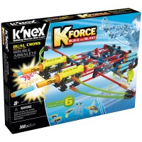 K'Nex K-Force Dual Cross Yapı Seti Knex 47526