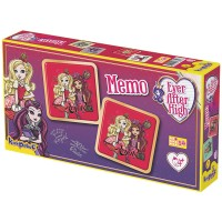 Kırkpapuç Ever After High Memo Çocuk Puzzle