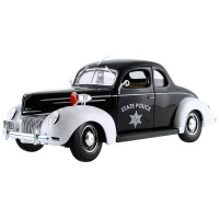 Maisto 1939 Ford Deluxe 1:18 Model Araba Special Edition