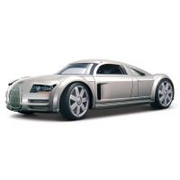 Maisto Audi Supersportwagen 'Rosemeyer' 1:18 Model Araba S/E Gri