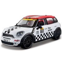Maisto 1:24 Mini Countryman Model Araba