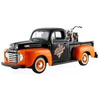 Maisto 1948 Ford Pick-Up 1:24 Diecast Model Araba