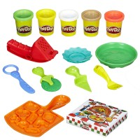 Play-Doh Sweet Shoppe Pizza Partisi