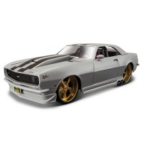 Maisto 1:24 1968 Chevrolet Camaro Z/28 Model Araba