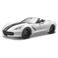 Maisto 1:24 2014 Corvette Stingray Model Araba