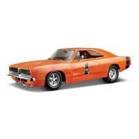 Maisto 1:25 H-D 1969 Dodge Charger R/T Model Araba