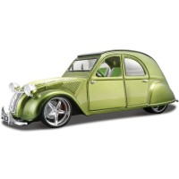 Maisto All Star Citroen 2cv 1952 1:18 Model Araba AllStars Yeşil