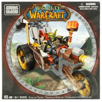 Mega Bloks World Of Warcraft Goblin Trike Oyun Seti