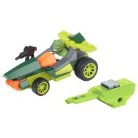 Mega Bloks The Amazing Spiderman Lizard Racer