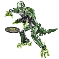 Mega Bloks The Amazing Lizard Techbot Oyun Seti