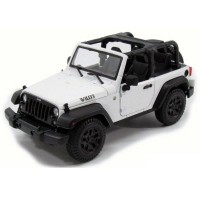 Maisto 2014 Jeep Wrangler Topless 1:18 Model Araba