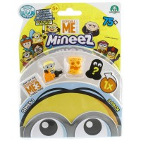 Mineez Minion Despicable Me 3'lü Paket Model 2