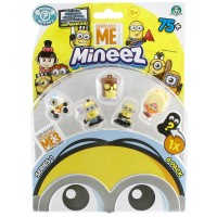 Mineez Minion Despicable Me 6'lı Paket Model 6