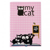 My Cat - A5 Kareli Defter