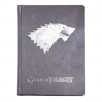 Game Of Thrones - A5 Defter - Stark