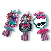 Kaynana Dili Monster High Klasi P:6-Kl:5Box(12 Li) Pakette 6 Adet