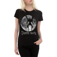 Death Note - Ryuk Moon Kadın T-shirt