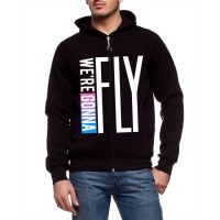 K-POP GOT7-We`re Gonna FLY (Unisex) Kapüşonlu