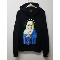 Virgin Mary - Star (Unisex) Kapüşonlu