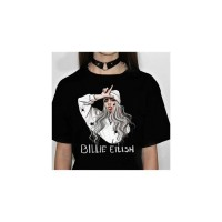Billie Eilish Spider Unisex T-shirt