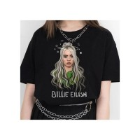 Billie Eilish Galaxy Unisex T-shirt