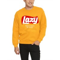 Lazy - Sour Cream & Onion  (Unisex) Uzun Kollu
