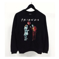 And Pennywise - Friends (Unisex) Uzun Kollu