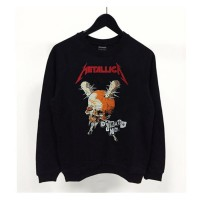 Metallica - Damage Inc. (Unisex) Uzun Kollu