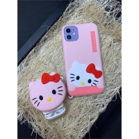 Hello Kitty Airpod Ve Iphone Telefon Kılıfı Takım