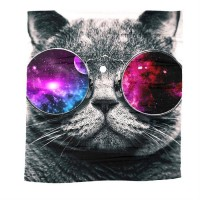 Galaxy Cat Bandana