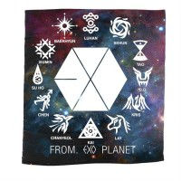 K-Pop Exo - From Exo Planet  Bandana
