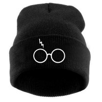 Harry Potter Glass  Siyah Bere