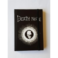 Death Note Skull Defter