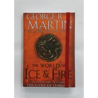 Game of Thrones the World of Ice & Fire Defter