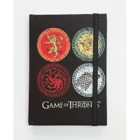 Game of Thrones - House Crest Defter