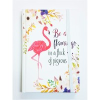 Be A Flamingo In A Flock Of Pigeons  Defter