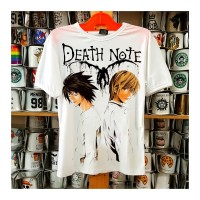 Kira vs. L Death Note Unisex T-shirt