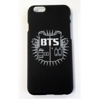 K-Pop BTS Logo iPhone 6 Telefon Kılıfı